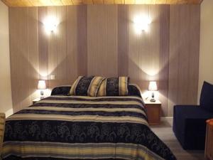 Chambre coté cave
