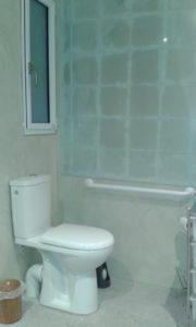 Sanitaire salle d'eau chai PMR